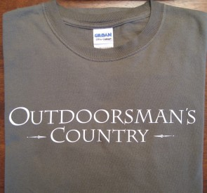 Outdoorsman's Country Long Sleeve T